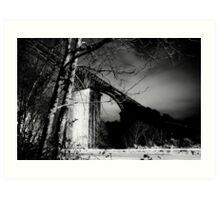 Cork Viaduct Art Print