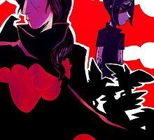 Misery Bros by mostlyhazel