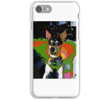Rat terrier delight iPhone Case/Skin