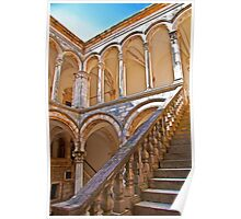 Rector's Palace. Dubrovnik Poster