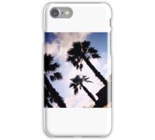 Trees & sky  iPhone Case/Skin