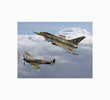 Spitfire and Typhoon Battle of Britain 75th Anniversary Unisex T-Shirt