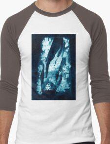 Sleep Walker Men's Baseball ¾ T-Shirt