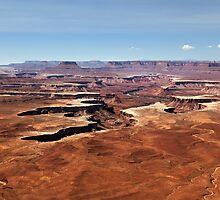 Canyonlands, Utah, USA by Jonathan Maddock