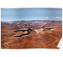 Canyonlands, Utah, USA Poster