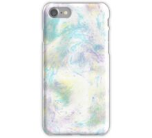 Marbled Votex - Paper Marbling Pattern iPhone Case/Skin