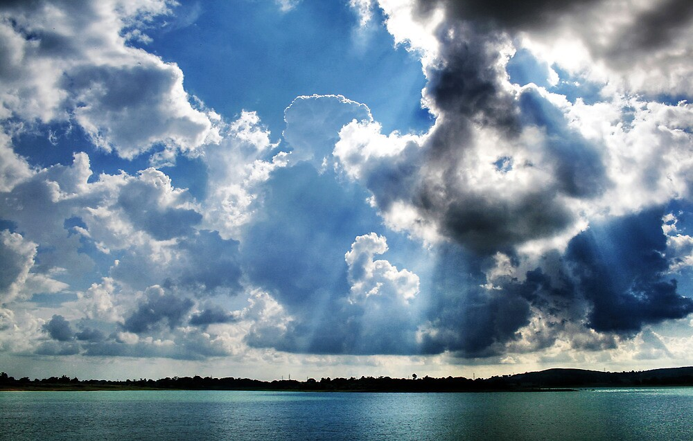 Do I have a cloud fetish? by rickvohra