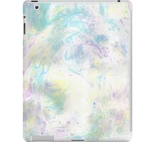 Marbled Votex - Paper Marbling Pattern iPad Case/Skin