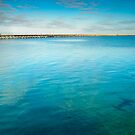 Busselton Jetty by Keith Rowell
