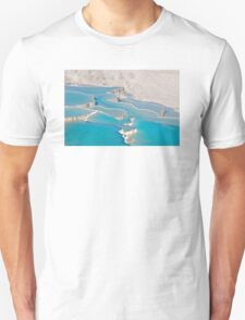 Postcard from Pamukkale, Turkey T-Shirt