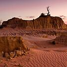 Lake Mungo by Keith Rowell