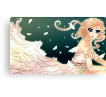 Greek Godess Canvas Print