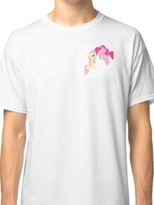 Pinkie Pie and Fluttershy Classic T-Shirt