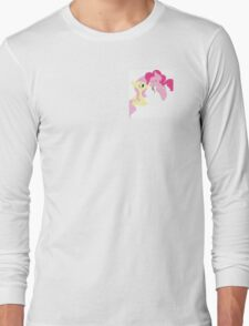 Pinkie Pie and Fluttershy Long Sleeve T-Shirt