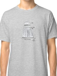 Doctor Who - Exterminate. Classic T-Shirt