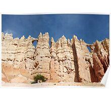 Wall of Windows, Bryce Canyon, USA Poster
