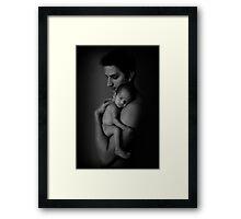 Shane and Jonathan Framed Print