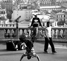 Street Dancers by Josephine Pugh