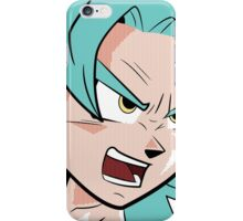 Lumbardian God Pop Art DBZ iPhone Case/Skin
