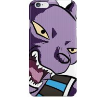 Beerus Pop Art DBZ iPhone Case/Skin
