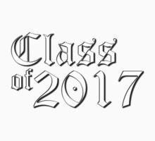 CLASS OF 2017 One Piece - Short Sleeve