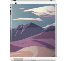 Violet Dusk iPad Case/Skin