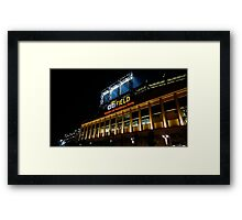 Mets Fever Framed Print