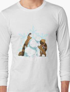 Pokemon - Winter Sentrets Long Sleeve T-Shirt