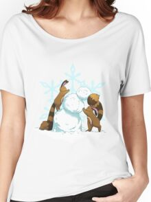 Pokemon - Winter Sentrets Women's Relaxed Fit T-Shirt