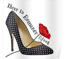 There is Romance Afoot Poster