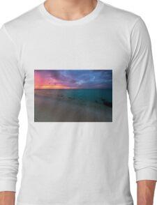 Cuba Beach 2 Long Sleeve T-Shirt