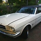 1965 Ford Mustang Convertible by sl02ggp
