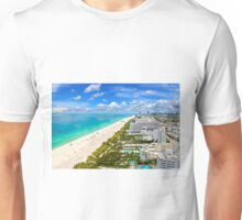 Postcard from South Beach, Miami, Florida Unisex T-Shirt