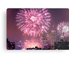 Boston, MA July 4th Pops Fireworks Spectacular! Metal Print