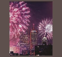 Boston, MA July 4th Pops Fireworks Spectacular! One Piece - Short Sleeve
