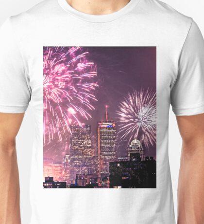 Boston, MA July 4th Pops Fireworks Spectacular! Unisex T-Shirt