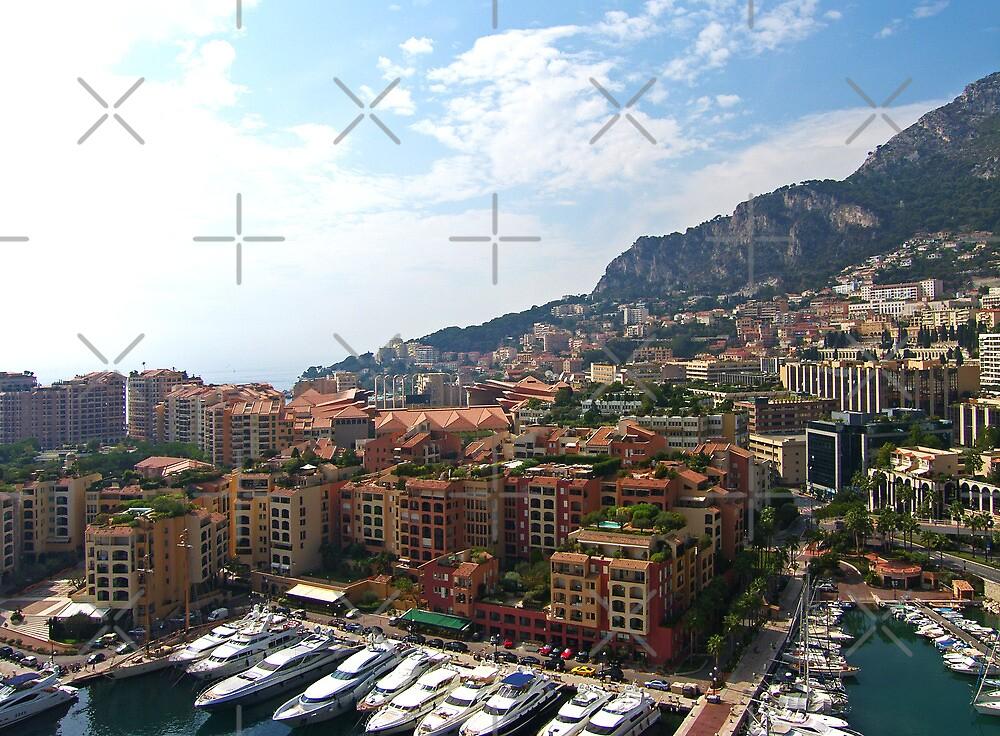 Living in Monaco by Tom Gomez