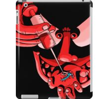 The world upside down (7) iPad Case/Skin
