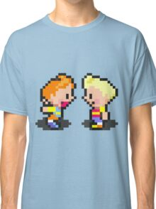 Young Lucas & Claus - Mother 3 Classic T-Shirt