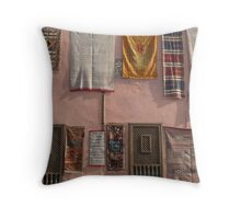 Moroccan Carpets - Marrakesh Throw Pillow