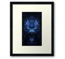 The Mirror Water Framed Print