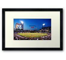 Philadelphia Fever Framed Print