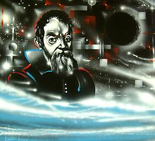 galileo by arteology