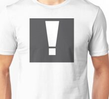 Metal Gear Exclamation ! Unisex T-Shirt