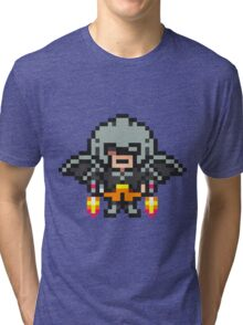 Masked Man - Mother 3 Tri-blend T-Shirt