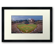 Washington Fever Framed Print
