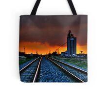 WILD SKY-HDR Tote Bag