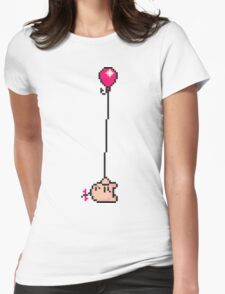 Mr. Saturn - Mother 3 Womens Fitted T-Shirt