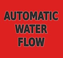 AUTOMATIC WATER FLOW One Piece - Long Sleeve