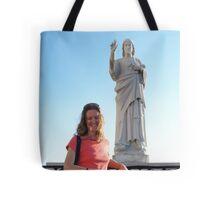 God bless you ! Tote Bag